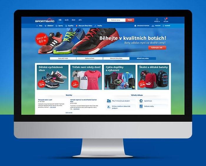 3e837d461 Nejvyšší povědomí má mezi módními e-shopy Sportisimo | MediaGuru